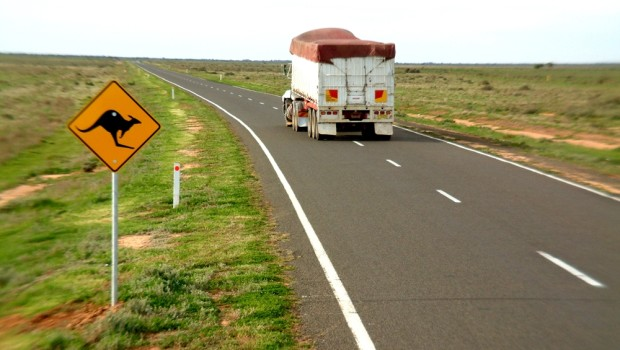 Freight access to Mackay is expected to improve after the city's ring road is fully implemented.