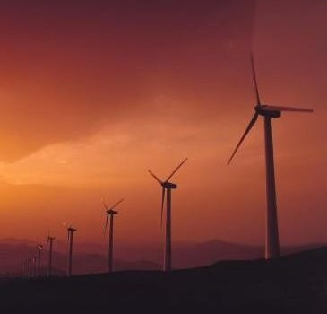 Wind farms can actually sustain property values in some cases.