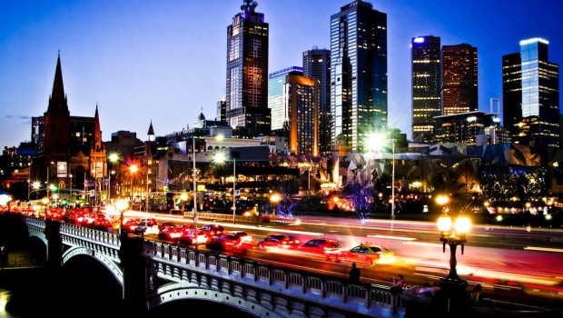 Melbourne could be set to dominate Australian real estate.
