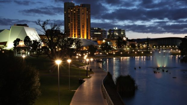 Adelaide is looking at a massive growth in the next few decades.