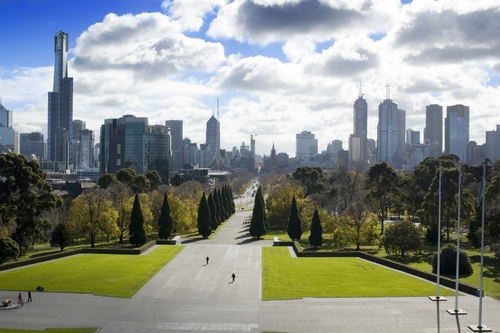 Is spring the best time to buy property in Melbourne?
