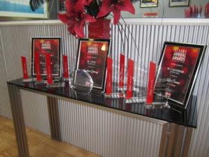 Elders Sales Team Awards Southern Gateway