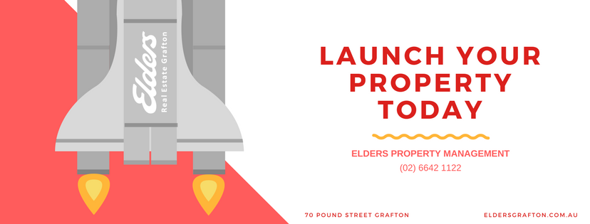 Launch your investment property in to hyperspace with the Elders Real Estate Grafton Property Management Team