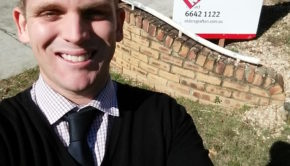 SOLD Selfie of the week with Ryan Creed for Elders Real Estate Grafton