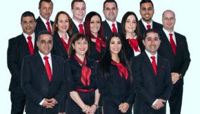 Elders Bankstown team