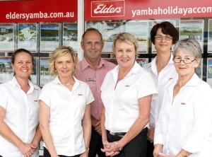 Elders Yamba/Maclean Team