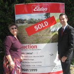 Elders Real Estate Liverpool sold Mount Pritchard Auction agent