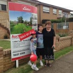 Auction Day Sold Elders Real Estate Liverpool Frank Polistina
