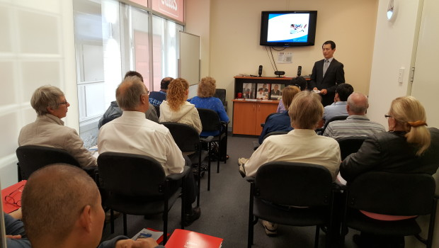 Alan Loh - Elders Real Estate Central - Landlords Seminar