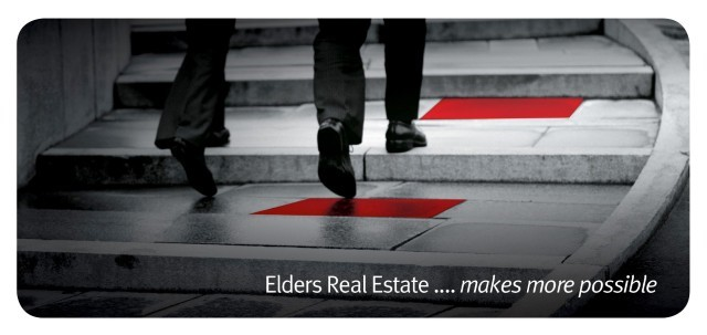 Elders Real Estate... makes more possible