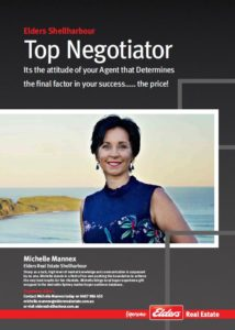 Michelle Mannex Real Estate Shell Cove