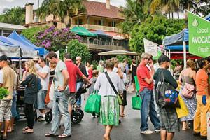 Bangalow Farmer's Markets