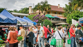 Bangalow Farmer's Markets