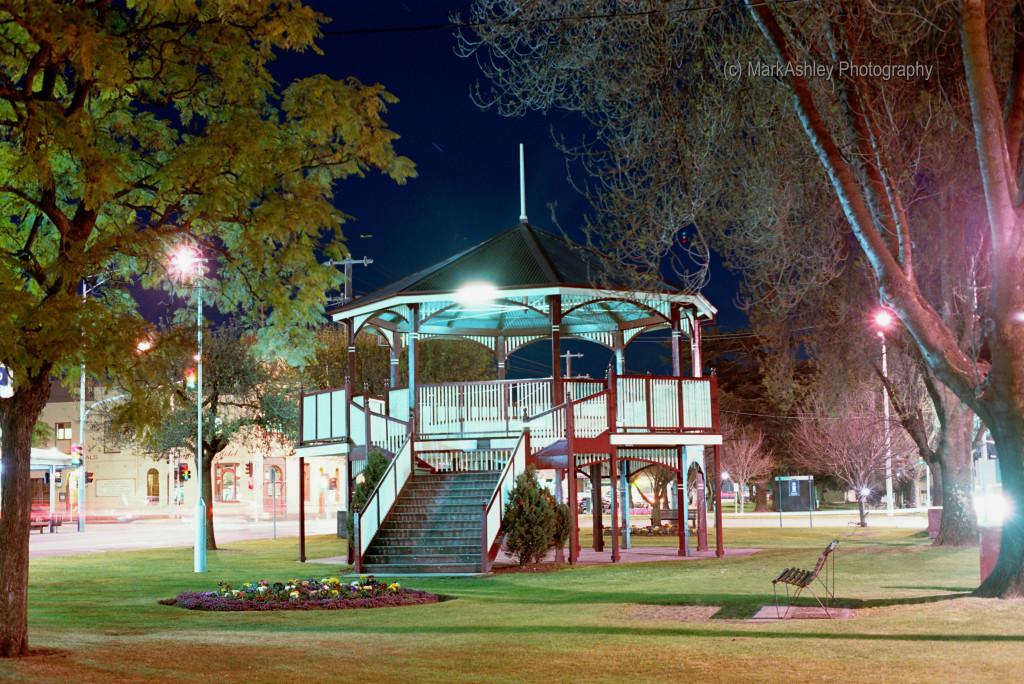 Rotunda, Main Street, Bairnsdale
